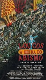 Loucos à Beira do Abismo - Poster / Capa / Cartaz - Oficial 1