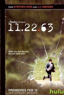 22.11.63 - Poster / Capa / Cartaz - Oficial 2