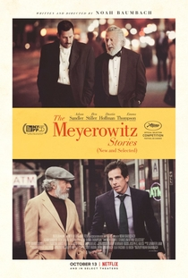 Os Meyerowitz: Família Não se Escolhe (Histórias Novas e Selecionadas) - Poster / Capa / Cartaz - Oficial 1