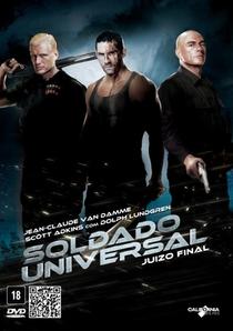 Soldado Universal 4 - Juízo Final - Poster / Capa / Cartaz - Oficial 3