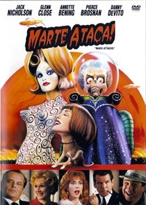 Marte Ataca! - Poster / Capa / Cartaz - Oficial 2