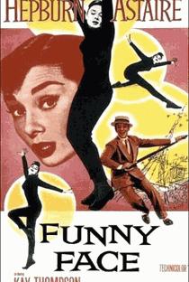 Cinderela em Paris - Poster / Capa / Cartaz - Oficial 3