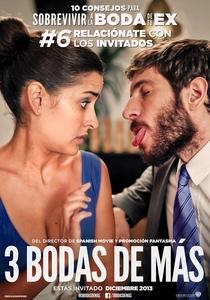 Mais três casamentos - Poster / Capa / Cartaz - Oficial 3