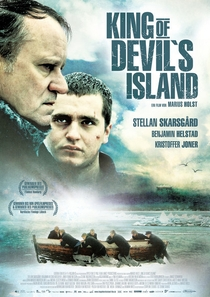 Inferno na Ilha - Poster / Capa / Cartaz - Oficial 1