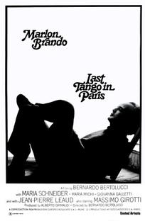 Último Tango em Paris - Poster / Capa / Cartaz - Oficial 3