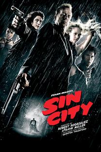 Sin City - A Cidade do Pecado - Poster / Capa / Cartaz - Oficial 2