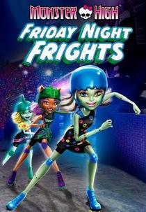 Monster High - Os Pesadelos De Monster High - Poster / Capa / Cartaz - Oficial 2
