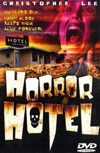 Horror Hotel - Poster / Capa / Cartaz - Oficial 6