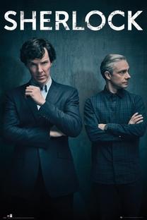 Sherlock (4ª Temporada) - Poster / Capa / Cartaz - Oficial 2