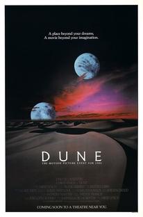 Duna - Poster / Capa / Cartaz - Oficial 1