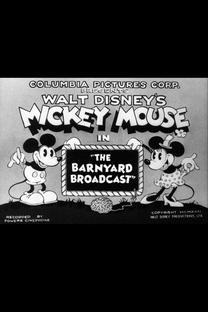 The Barnyard Broadcast - Poster / Capa / Cartaz - Oficial 1