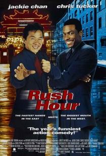 A Hora do Rush - Poster / Capa / Cartaz - Oficial 7