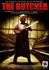 The Butcher - Poster / Capa / Cartaz - Oficial 1