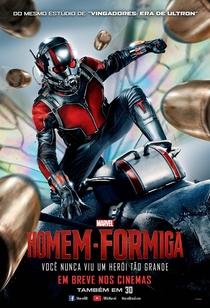 Homem-Formiga - Poster / Capa / Cartaz - Oficial 9
