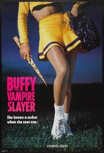 Buffy - A Caça-Vampiros - Poster / Capa / Cartaz - Oficial 1