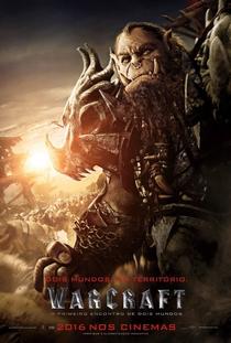 Warcraft: O Primeiro Encontro de Dois Mundos - Poster / Capa / Cartaz - Oficial 21
