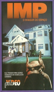 Imp, O Invasor do Espaço - Poster / Capa / Cartaz - Oficial 1