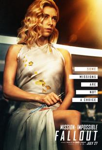 Missão: Impossível - Efeito Fallout - Poster / Capa / Cartaz - Oficial 15