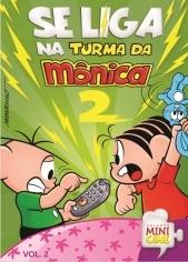 Se Liga na Turma da Mônica vol. 2 - Poster / Capa / Cartaz - Oficial 1