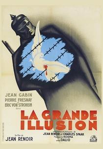 A Grande Ilusão - Poster / Capa / Cartaz - Oficial 7