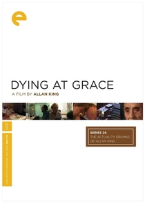 Dying at Grace - Poster / Capa / Cartaz - Oficial 1
