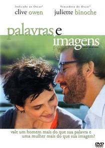 Palavras e Imagens - Poster / Capa / Cartaz - Oficial 5