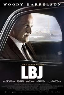 LBJ - A Esperança de Uma Nação - Poster / Capa / Cartaz - Oficial 1