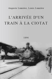 A Chegada do Trem na Estação de Ciotat - Poster / Capa / Cartaz - Oficial 1