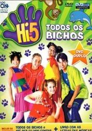 Hi-5: Todos os Bichos  - Poster / Capa / Cartaz - Oficial 2
