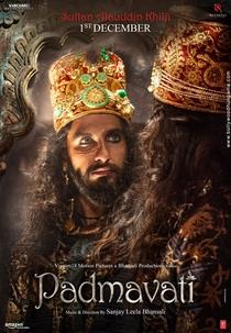 Padmaavat - Poster / Capa / Cartaz - Oficial 2