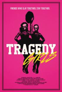 As Garotas da Tragédia - Poster / Capa / Cartaz - Oficial 3