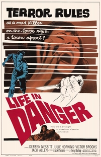 Life in Danger - Poster / Capa / Cartaz - Oficial 1