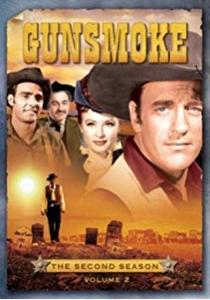 Gunsmoke (2ª Temporada) - Poster / Capa / Cartaz - Oficial 1