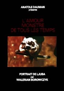 O amor monstro de todos os tempos - Poster / Capa / Cartaz - Oficial 1