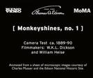 Monkeyshines (Monkeyshines)