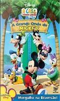 A Casa do Mickey Mouse - A Grande Onda do Mickey - Poster / Capa / Cartaz - Oficial 1