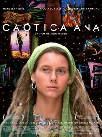 Caótica Ana - Poster / Capa / Cartaz - Oficial 2