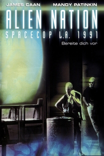 Missão Alien - Poster / Capa / Cartaz - Oficial 4