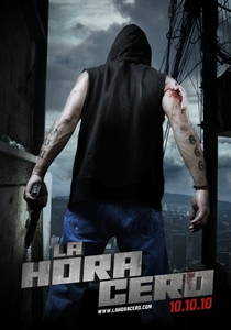 A Hora Zero - Poster / Capa / Cartaz - Oficial 1