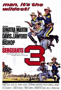 Os Três Sargentos - Poster / Capa / Cartaz - Oficial 1
