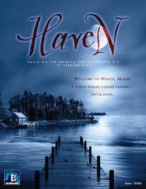 Haven (1ª Temporada) - Poster / Capa / Cartaz - Oficial 3