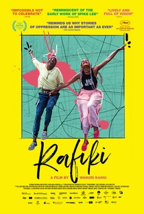 Rafiki - Poster / Capa / Cartaz - Oficial 2