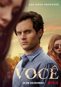 Você (2ª Temporada) - Poster / Capa / Cartaz - Oficial 1