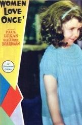 Amar Só uma Vez - Poster / Capa / Cartaz - Oficial 1