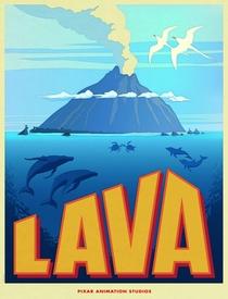 Lava - Poster / Capa / Cartaz - Oficial 1