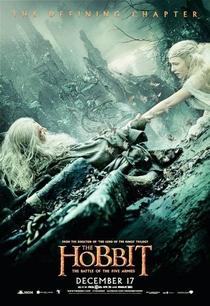 O Hobbit: A Batalha dos Cinco Exércitos - Poster / Capa / Cartaz - Oficial 8