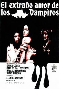 El Extraño Amor de los Vampiros - Poster / Capa / Cartaz - Oficial 1