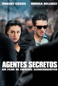 Agentes Secretos - Poster / Capa / Cartaz - Oficial 1
