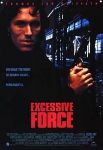 Força Bruta - Poster / Capa / Cartaz - Oficial 1
