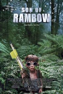 O Filho de Rambow - Poster / Capa / Cartaz - Oficial 1